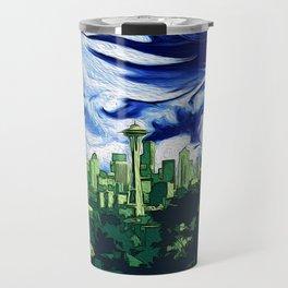 Emerald City Travel Mug