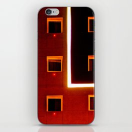 Luz y color - Hotel iPhone Skin