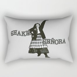 Lydia Deetz Rectangular Pillow