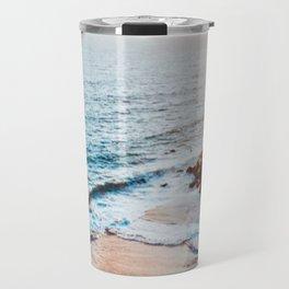 Ocean Waves Travel Mug