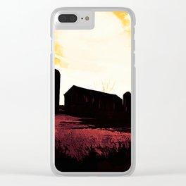 The Farm Clear iPhone Case