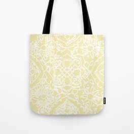 Isola Signature Print Lemon  Tote Bag