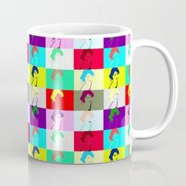 Self popart Coffee Mug