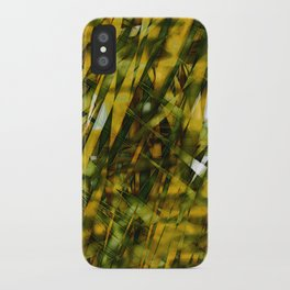 Windy Summer iPhone Case