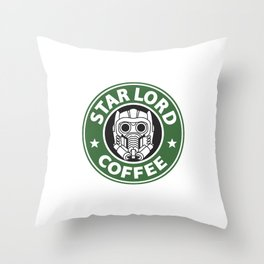 Legendary outlaw Throw Pillow