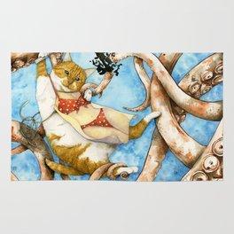 Calamari Rug