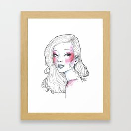 Serendipitous Framed Art Print
