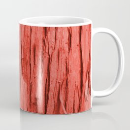 Red Bark Coffee Mug