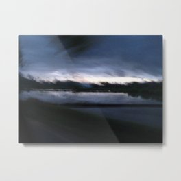 Torrential Metal Print