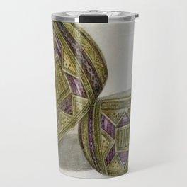 traditional armband Travel Mug