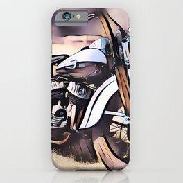 Davidson iPhone Case