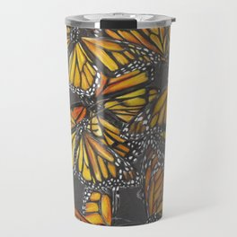 Traveling Monarch Travel Mug