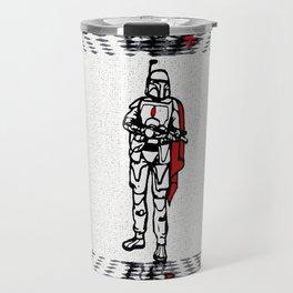 Galactic Warrior 2 Travel Mug