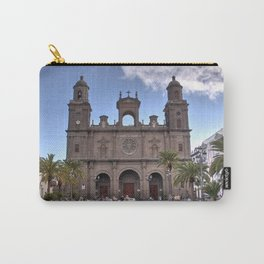 Las Palmas Cathedral Carry-All Pouch