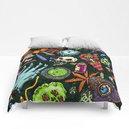 Halloweed Altar Comforters