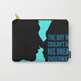 The boy who couldn't hold his breath Carry-All Pouch