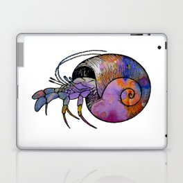 Hermit Crab Laptop & iPad Skin
