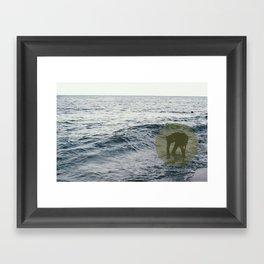 Detector Framed Art Print