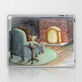 Cozy House Mouse Laptop & iPad Skin