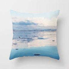 Morning Ocean Throw Pillow