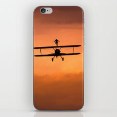 Free Flight iPhone & iPod Skin