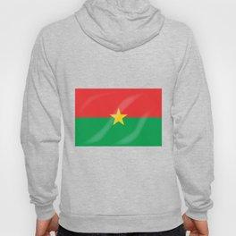 Burkina Faso Flag Hoody