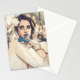LDR III Stationery Cards