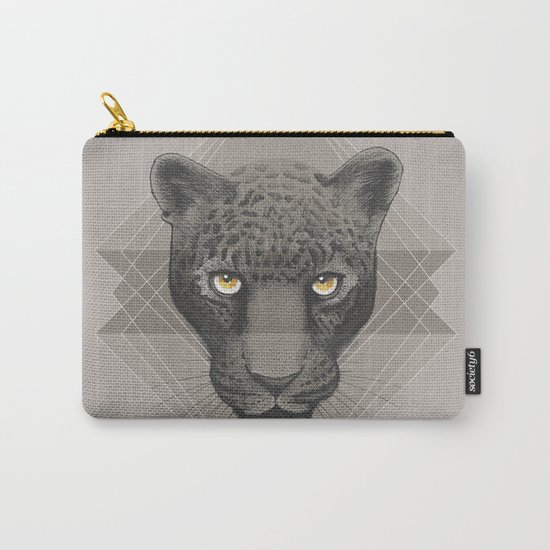 Eternal   Leopard Carry-All Pouch