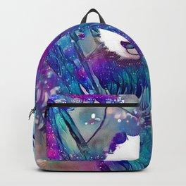 Moonlight Starfall Panda Backpack