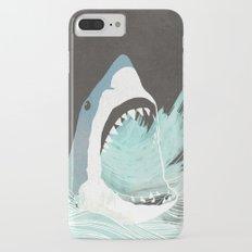 Great White Slim Case iPhone 7 Plus