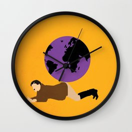 The great Dictator Wall Clock