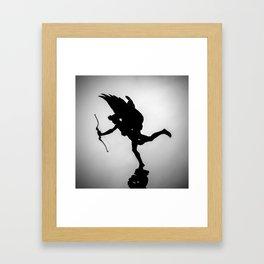 Eros - God of Love Framed Art Print