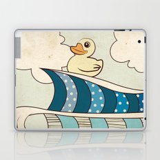 Rubber Ducky Laptop & iPad Skin