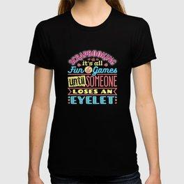 Scrapbooking Supplies Quote Scrapbook T-shirt