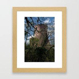 Ironbridge Cooling Tower Framed Art Print