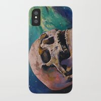 fullmetal alchemist iPhone & iPod Cases featuring The Alchemist by Michael Creese