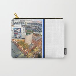 San Diego Padres Stadium - A view from above Carry-All Pouch