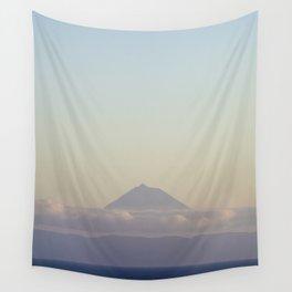 Montanha do Pico I Wall Tapestry