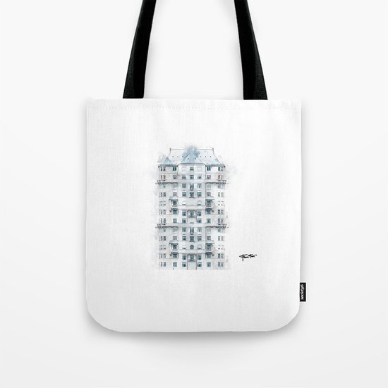 """Nowhere Home"" Tote Bag"