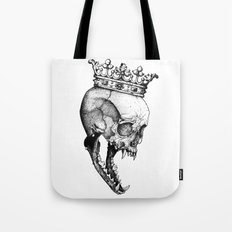 Ancients Kings : The Wolf Tote Bag