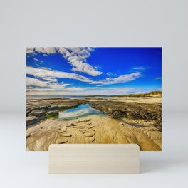Sanna Bay 3 Ardnamurchan Peninsula Mini Art Print
