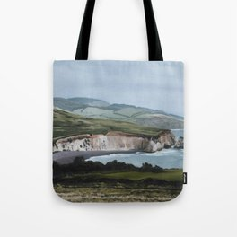 Freshwater, Isle of Wight, England Tote Bag