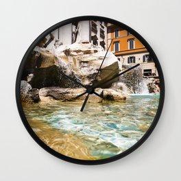 italy - rome - vacanze romane_26 Wall Clock