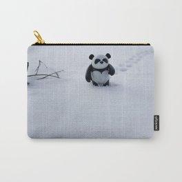 Zeke the Zen Panda Carry-All Pouch