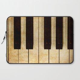 Vintage piano Laptop Sleeve