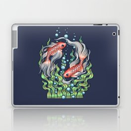 Golden Fish 3 Laptop & iPad Skin
