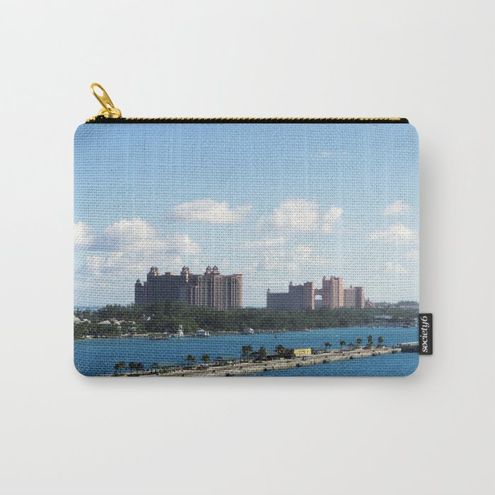 Bahamas Cruise Series 93 Carry-All Pouch