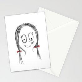 Awkward Girlchild Stationery Cards