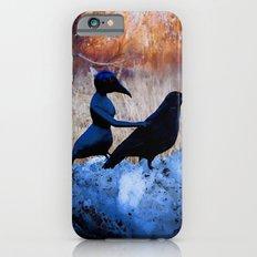 Crow People iPhone 6s Slim Case