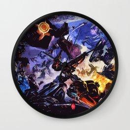 good and bad Wall Clock